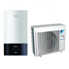 Тепловой насос  воздух-вода Daikin (Дайкин) Altherma 3 split