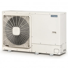 Тепловой насос Hitachi (Хитачи) Yutaki M RASM-3HVNE, 11 кВт (моноблок)