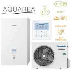Тепловий насос Panasonic Aquarea High Performance  R32