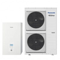 Тепловий насос Panasonic AQUAREA High performance Bi-Bloc 16 кВт, 220V (KIT-WC016H6E5)