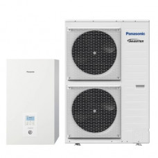 Тепловий насос Panasonic AQUAREA High performance Bi-Bloc